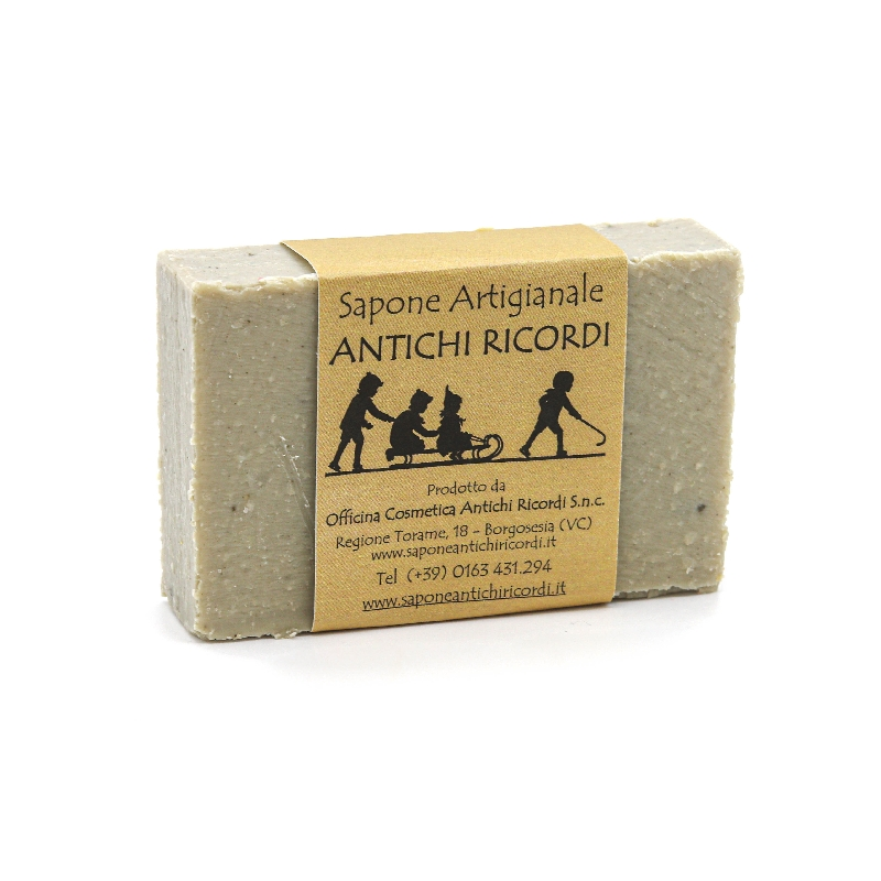 GREEN CLAY SOAP 100gr