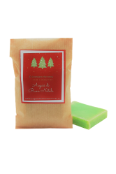 Gift bag with White Musk soap 40 gr