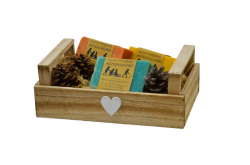 LINDA WOODEN BOX