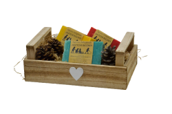 LUCIA WOODEN BOX