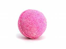 Strawberry Effervescent Bath Bomb
