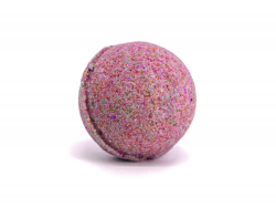 Black Orchid Effervescent Bath Bomb