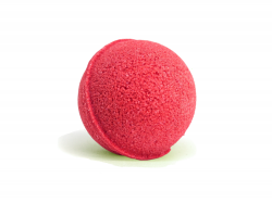 Strawberry Grapes Effervescent Bath Bomb