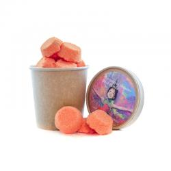 MINI BATH BOMBS ALLA ARANCIA E CANNELLA
