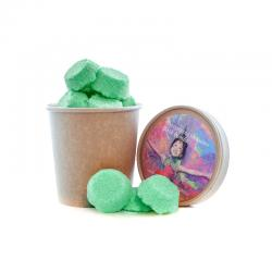 Mini Bath Bombs al The nero e Bergamotto