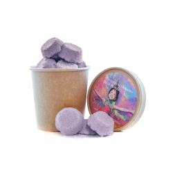MINI BATH BOMBS ALLA VIOLETTA