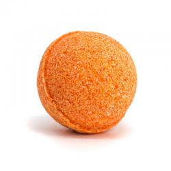 PEACH EFFERVESCENT BATH BOMB