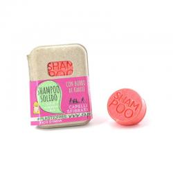 PRICKLY PEAR SOLID SHAMPOO FOR DAMAGED HAIR